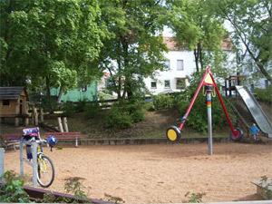 Spielplatz Bornshübel